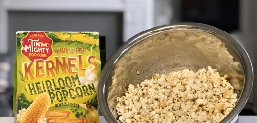 Popcorn Sucks…Except this: